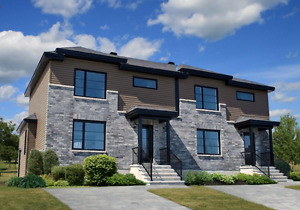 Buy a New Semi-Detached Home for $ 1200 per month!