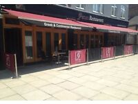 Full or Part Time - Waitress / Waitor in East Finchley