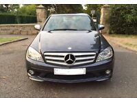 MERCEDES-BENZ C 220 SPORT CDI - Full AMG Specification. Only 68k Millage.