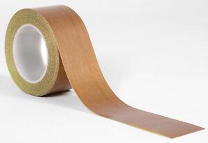Teflonband-PTFE-Klebeband Glasgewebe 40mm x 0,13mm selbstklebend 1m  5,00€/m