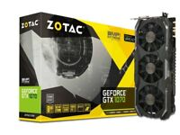ZOTAC GeForce® GTX 1070 AMP Extreme and Core Edition