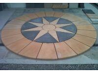 Three meter diameter Sunrise Delivered in Northern Ireland