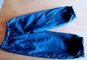 Waterproof lined nylon pants- 4T