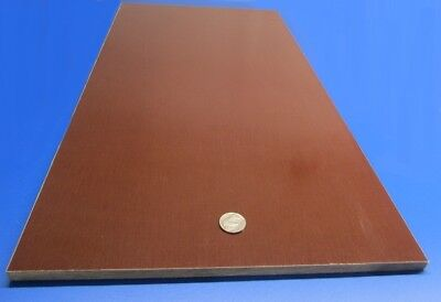 Garolite Micarta Canvas Phenolic Ce Sheet .375 38 Thick X 12 X 24