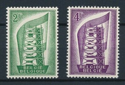 [849] Belgium 1956 good Set very fine MNH Stamps