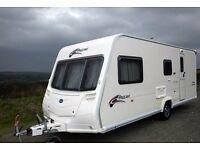 Bailey Pageant Champagne Caravan Series 6 4 berth