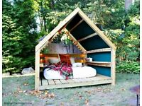 Cabana Garden Bed