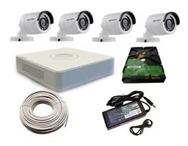 HD CCTV COLOUR AND NIGHT VISION