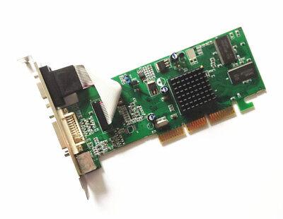 ATI Radeon 7000 64MB VGA/ DVI/ TVO AGP Video Card for Apple Power Mac G3 G4 G5