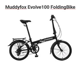 Muddyfox folding bike