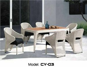Dining Set CY-03 FINAL SALE