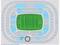NFL Tickets: Minnesota Vikings vs. Cleveland Browns - Block M8 - on Halfway