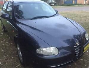 2003 Alfa Romeo 147 Hatchback + 10 months rego / auto AND manual! Shoal Bay Port Stephens Area Preview