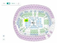 Joshua vs Klitschko (2 tickets)