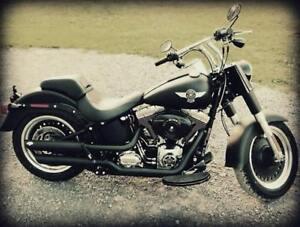 A qui la chance :) Harley-Davidson Fat Boy 2011