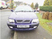 Volvo V40 1.8 petrol and LPG