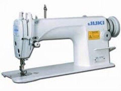 Juki Ddl-8700 Single Needle Lockstitch Sewing Machine Head Only Free Shipping