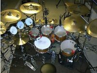 Versatile Drummer Wanted For Pop, Rock, Heavy, Funk Covers Band