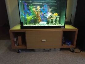 small tv unit