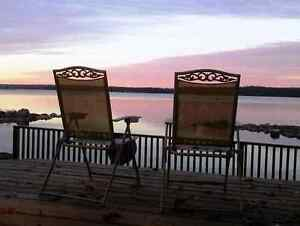 Desbarats private, clean waterfront get away!
