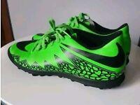 Nike Hypervenom Astro Turf Football Soccer Shoes ( 9 US 8 UK 42.5 EUR )
