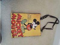 Vintage Mickey Mouse Handbag