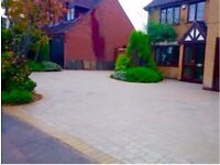 24m2 3-Size Mix Paving blocks - barleystone kingspave cobbled Birch - 60mm Thick