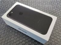 Brand New iPhone 7 32GB Black