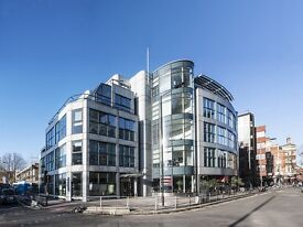 Hammersmith (W6) Modern, Self Contained Office | Private, Serviced with Furniture Optional
