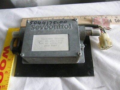 Sevcontrol Sevcon Tech Ops 656 12031 Controller