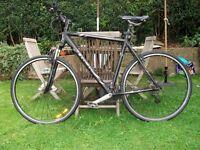 Trek 7200 hybrid bike (large frame)