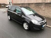 Vauxhall Zafira 1.8 - 68k great condition