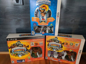 Skylanders game packs