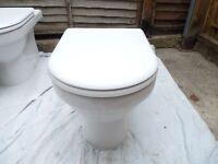 Duravit toilet.