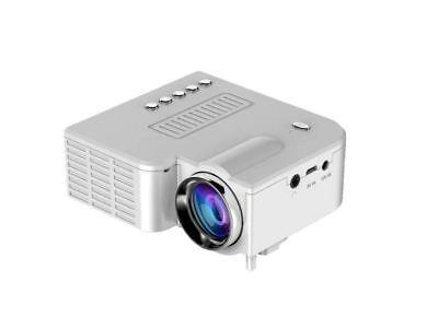 EU Plug Portable UC28 PRO HDMI Mini LED Projector Home Cinema Theater AV VGA USB