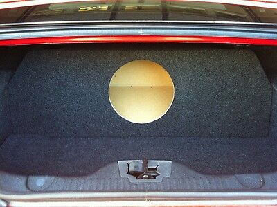 05-14 Mustang Sub Subwoofer Box Speaker Enclosure (1 12) - Concept Enclosures