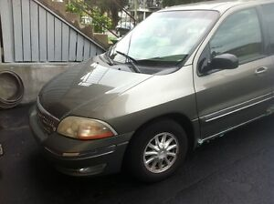 2000 Ford Windstar 3.8L Wagon West Island Greater Montréal image 2