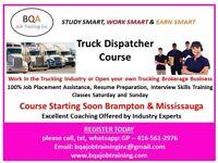 FREE DEMO CLASS OF DISPATCHER/FREIGHT BROKERAGE BUSINESS SAT