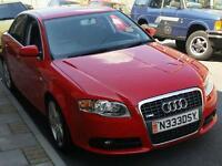 Audi a4 sline 2.0 tdi 75k auto