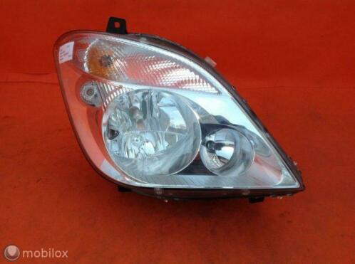 P537 Mercedes Sprinter Koplamp Rechts Org. 1pootje defect!!