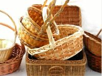 DONATIONS needed of baskets and new, unused gift items