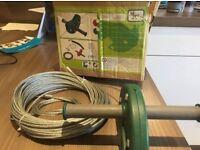 Junior zip line brand new for garden