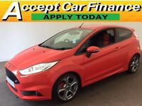 Ford Fiesta 1.6 ( 182ps ) EcoBoost FROM £62 PER WEEK.
