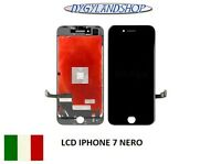 Touch Screen+lcd Display Retina + Frame Per Apple Iphone 7 Nero - apple - ebay.it