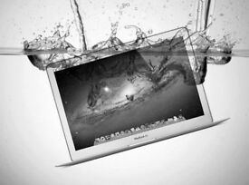 Apple Computers Liquid damage Repairs by Apple Certified Engineers.