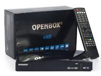 Libertview/Openbox v8s fully loaded box,12 months Sub, BOXING PPV,kids,movies,Sports ,Asian Channels