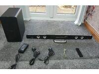 Sandstrom S42SWLH13 2.1 wireless soundbar speaker system