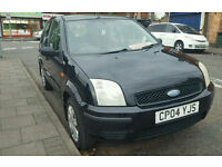 2004 FORD FUSION 2 TDCI CHEAP TAX AND INSURANCE