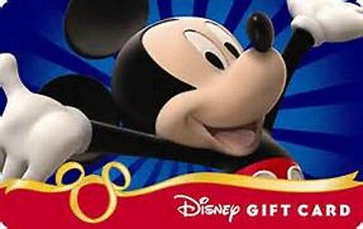 200 Disney Gift Card Offer Coupon With Disney Credit Card