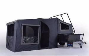 IVAN Campers Discovery Trailer (Walkup) with EVAKOOL FRIDGE Meadowbrook Logan Area Preview